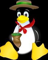 Clique no pingüim e faça sua inscrição!