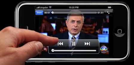 Programação de telejornais da Rede Globo específicos para celulares vai ao ar no segundo semestre de 2009