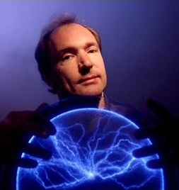 Leia mais sobre Tim Berners-Lee na Wikipedia